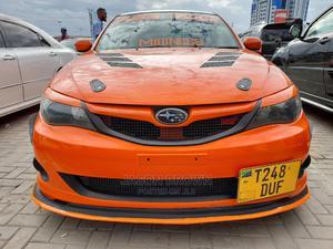 Subaru Impreza 2009 Orange | Cars for sale in Dar es Salaam, Kinondoni
