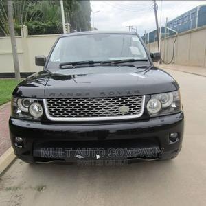 Land Rover Range Rover Sport 2013 Black | Cars for sale in Dar es Salaam, Ilala