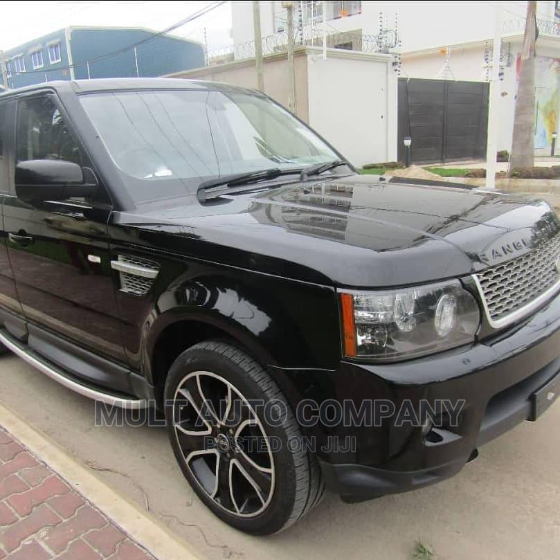 Land Rover Range Rover Sport 2013 Black   Cars for sale in Ilala, Dar es Salaam, Tanzania