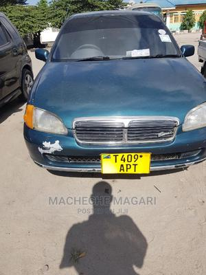 Toyota Starlet 2000 Blue   Cars for sale in Dar es Salaam, Kinondoni