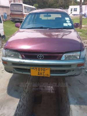 Toyota Corolla 1998 Red | Cars for sale in Dar es Salaam, Kinondoni