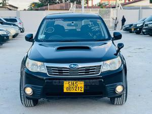 Subaru Forester 2008 2.0 XT Turbo Black | Cars for sale in Dar es Salaam, Kinondoni