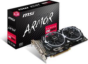 Msi AMD Radeon RX 580 8gb Ddr5 Graphic Card | Computer Hardware for sale in Dar es Salaam, Ilala