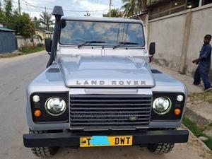 Land Rover Defender 2012 Gray   Cars for sale in Dar es Salaam, Kinondoni