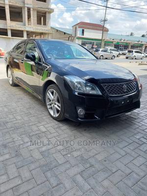 Toyota Crown 2010 Black | Cars for sale in Dar es Salaam, Ilala