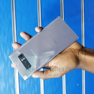 New Samsung Galaxy Note 8 64 GB Silver | Mobile Phones for sale in Dar es Salaam, Ilala