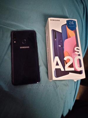 Samsung Galaxy A20s 32 GB Blue   Mobile Phones for sale in Dodoma Region, Dodoma Rural