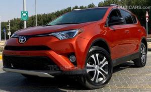 Toyota RAV4 2019 Orange | Cars for sale in Dar es Salaam, Kinondoni