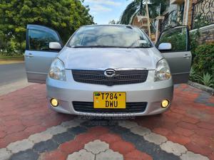 Toyota Corolla Spacio 2002 Silver | Cars for sale in Dar es Salaam, Kinondoni