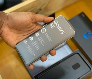 New Samsung Galaxy S8 64 GB Silver | Mobile Phones for sale in Dar es Salaam, Kinondoni