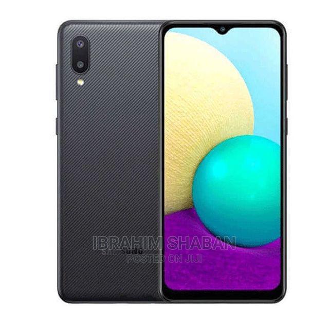 New Samsung Galaxy A02 32 GB Black