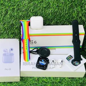 Smart Watch 6 | Smart Watches & Trackers for sale in Dar es Salaam, Ilala