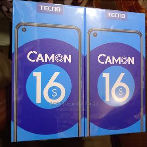 New Tecno Camon 16S 128 GB | Mobile Phones for sale in Dar es Salaam, Ilala