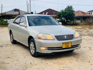 Toyota Mark II 2004 White   Cars for sale in Dar es Salaam, Ilala
