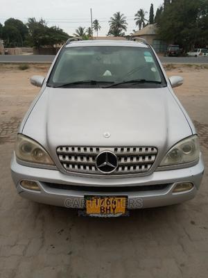Mercedes-Benz C320 2003 Silver   Cars for sale in Dar es Salaam, Kinondoni