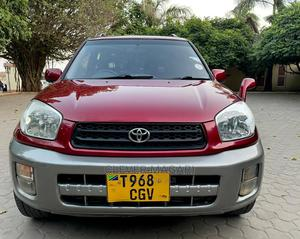 Toyota RAV4 2003 Automatic Red | Cars for sale in Dar es Salaam, Kinondoni