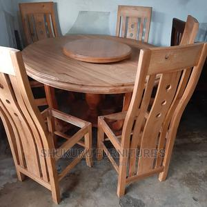 Mbao Ngumu Dining Table Design   Furniture for sale in Dar es Salaam, Kinondoni