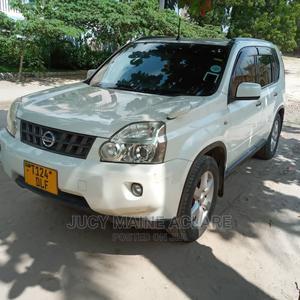 Nissan X-Trail 2010 White   Cars for sale in Dar es Salaam, Kinondoni