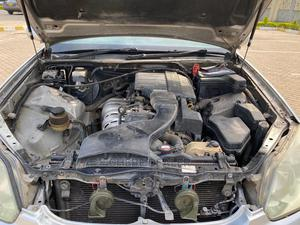 Toyota Mark II 2003 2.0 AWD Silver   Cars for sale in Dar es Salaam, Kinondoni