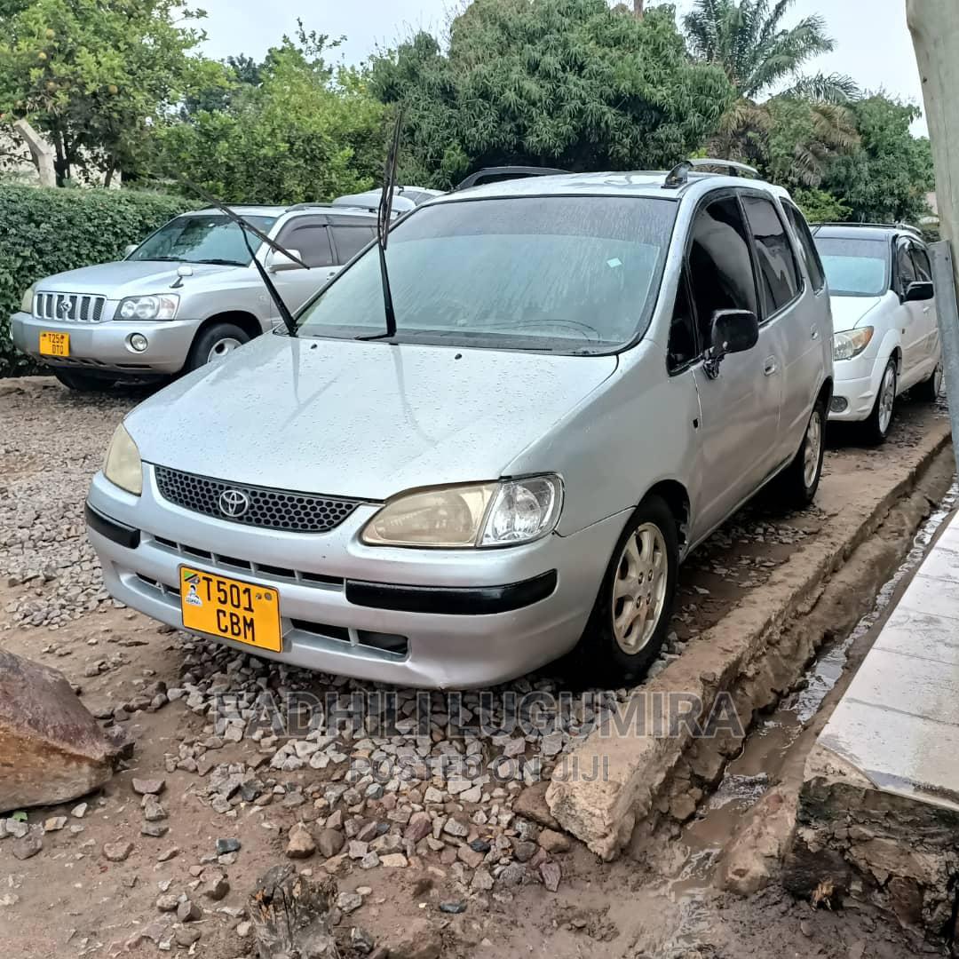 Toyota Corolla Spacio 1999 Silver