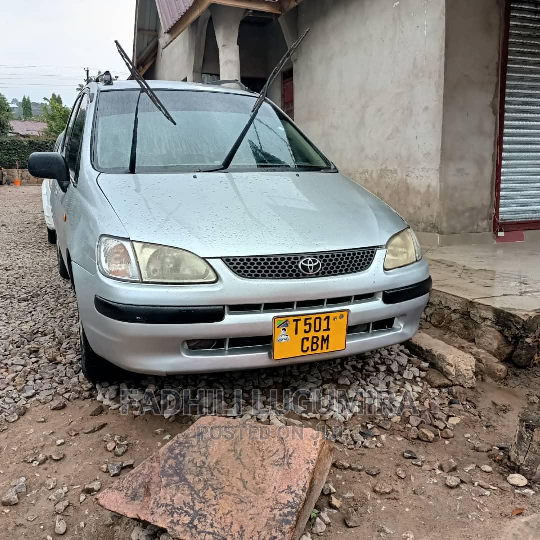 Toyota Corolla Spacio 1999 Silver   Cars for sale in Ilemela, Mwanza Region, Tanzania