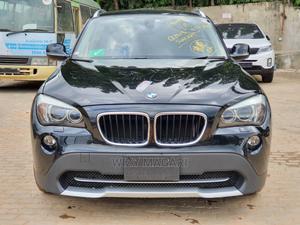 BMW X1 2010 Black   Cars for sale in Dar es Salaam, Kinondoni
