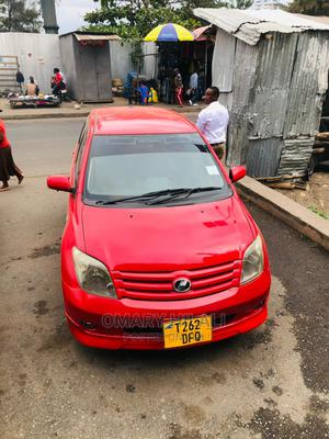 Toyota IST 2005 Red | Cars for sale in Mwanza Region, Nyamagana
