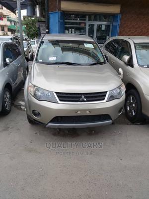 Mitsubishi Outlander 2006 Gold | Cars for sale in Dar es Salaam, Ilala
