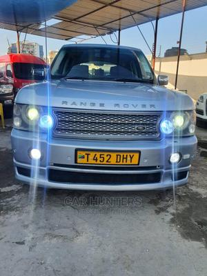 Land Rover Range Rover Vogue 2004 Silver   Cars for sale in Dar es Salaam, Kinondoni