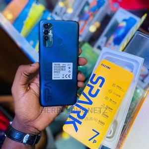 New Tecno Spark 7P 64 GB Black | Mobile Phones for sale in Dar es Salaam, Ilala