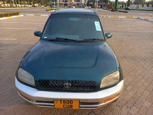 Toyota RAV4 1998 Cabriolet Green | Cars for sale in Mwanza Region, Ilemela
