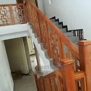 Ngazi Za Mbao /Wooden Stairs   Furniture for sale in Dar es Salaam, Kinondoni
