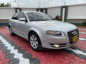 Audi A4 2007 Silver | Cars for sale in Dar es Salaam, Kinondoni