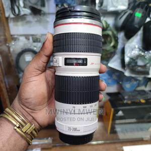 Canon EF 70-200mm F/4 L IS USM Lens | Accessories & Supplies for Electronics for sale in Dar es Salaam, Kinondoni
