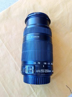 Canon Lens 55-250mm | Accessories & Supplies for Electronics for sale in Mbeya Region, Mbeya City