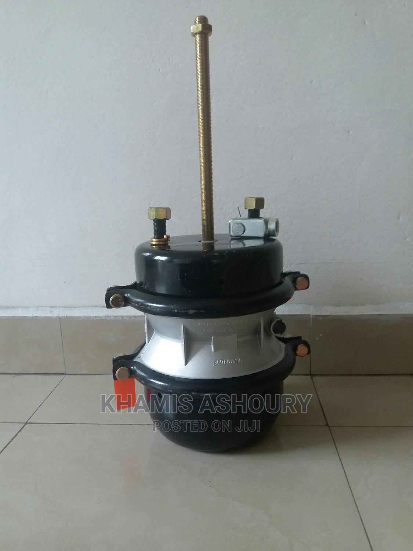 Brake Chamber/Brake Booster/Double Spring Air Brake Chamber