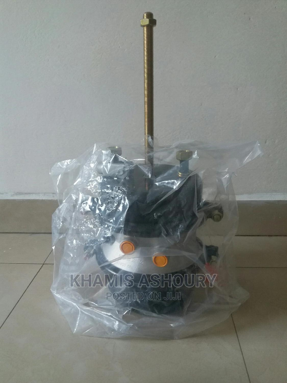 Brake Chamber/Brake Booster/Double Spring Air Brake Chamber | Vehicle Parts & Accessories for sale in Ilala, Dar es Salaam, Tanzania