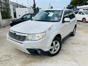 Subaru Forester 2009 White | Cars for sale in Dar es Salaam, Temeke