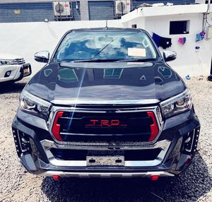 Toyota Hilux 2017 Blue   Cars for sale in Dar es Salaam, Ilala