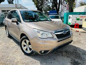 Subaru Forester 2012 Gold | Cars for sale in Dar es Salaam, Kinondoni