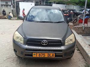 Toyota RAV4 2008 2.0 VVT-i Gray | Cars for sale in Dar es Salaam, Kinondoni