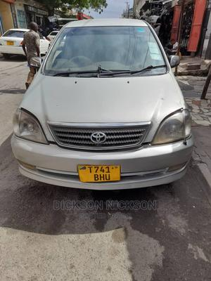 Toyota Nadia 2003 Silver   Cars for sale in Dar es Salaam, Kinondoni