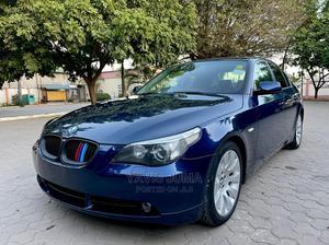 BMW 520i 2005 Blue | Cars for sale in Dar es Salaam, Kinondoni