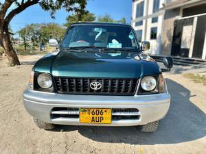 Toyota Land Cruiser Prado 1997 3.0 TD Green | Cars for sale in Dar es Salaam, Kinondoni