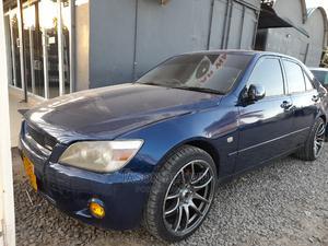 Toyota Altezza 2001 Blue | Cars for sale in Dar es Salaam, Kinondoni