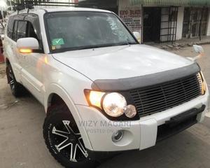 Mitsubishi Pajero 2006 White | Cars for sale in Dar es Salaam, Kinondoni