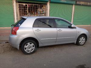 Toyota Corolla RunX 2004 Silver | Cars for sale in Dar es Salaam, Kinondoni