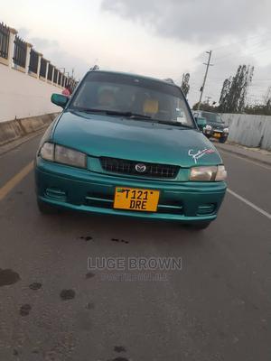 Mazda Demio 1998 Green   Cars for sale in Dar es Salaam, Kinondoni