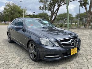 Mercedes-Benz E250 2011 Gray   Cars for sale in Dar es Salaam, Kinondoni