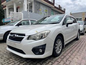 Subaru Impreza 2013 White | Cars for sale in Dar es Salaam, Kinondoni